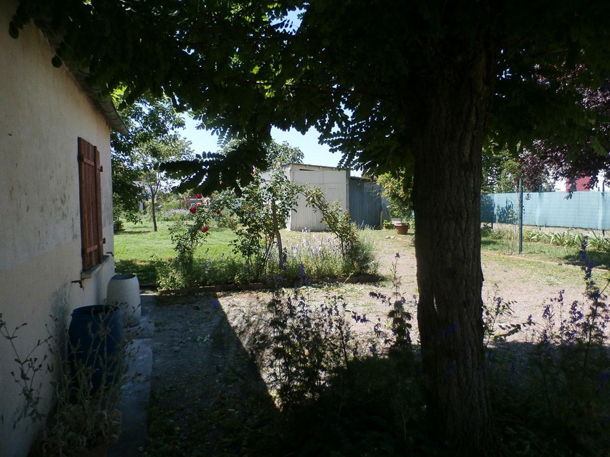 Maison à rénover sur terrain de 830 m² - Vendue