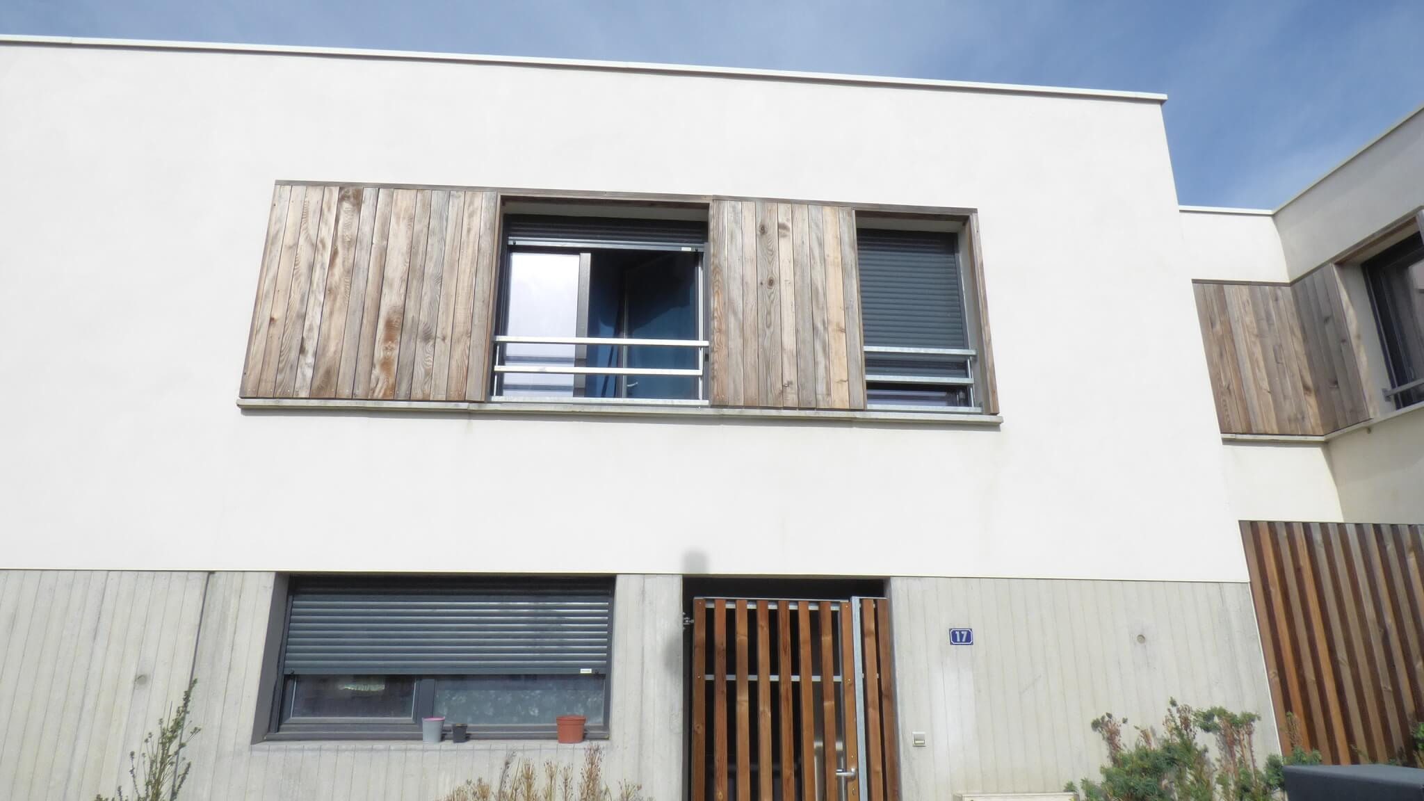 Maison de ville Duplex- T5- 2 places de parking sous-sol