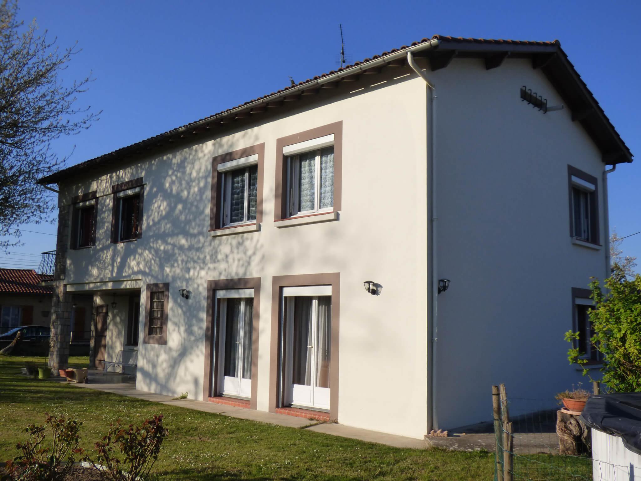 Maison T6/7 environ 170 M² + garage