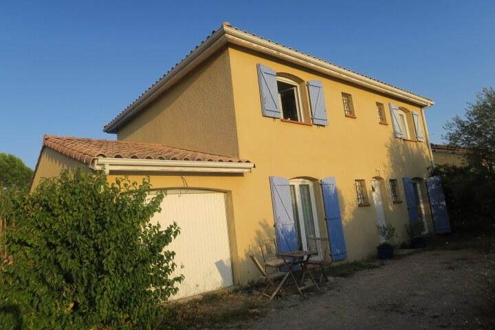 Maison 2006 -T6, 135 m² sur 1285 m² de terrain
