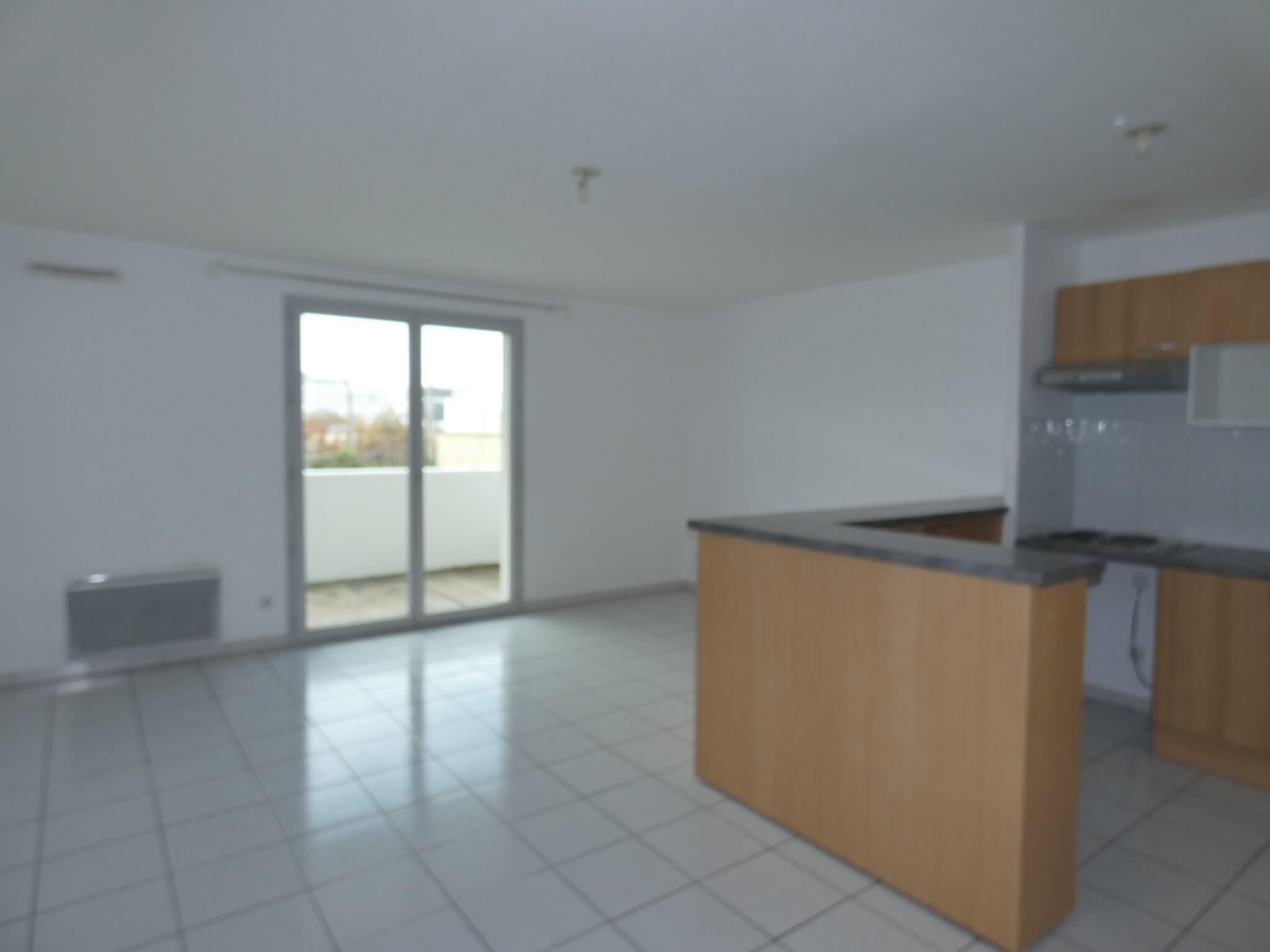 Appartement T3 - proche du site AIRBUS